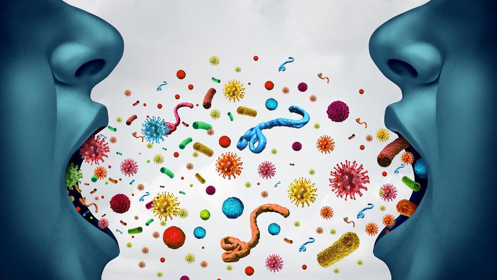 parazita, amelyek a testében élhetnek