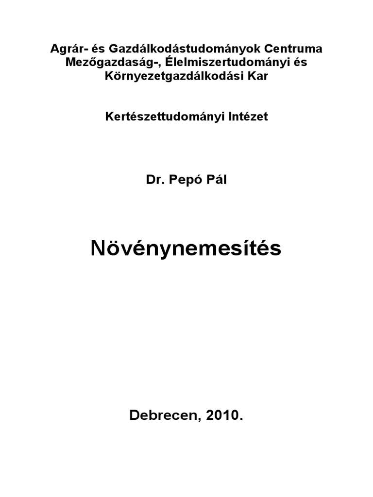 hpa standard módszerek paraziták