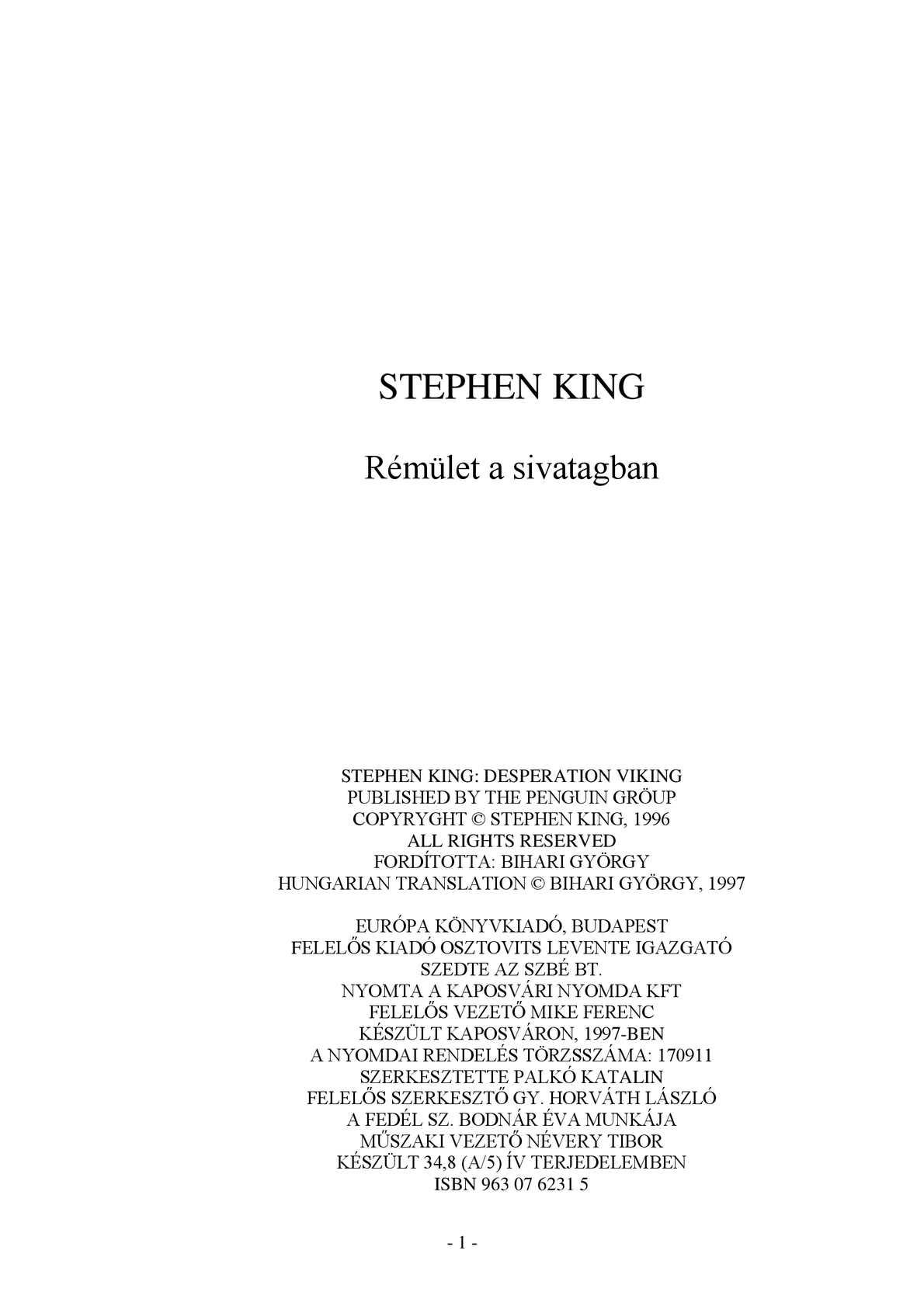 The Project Gutenberg eBook of Megtörtént regék by Mór Jókai