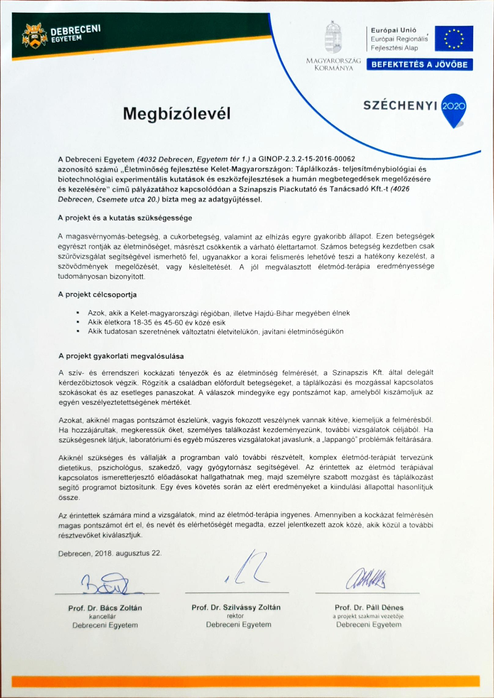 helminth terápiás kutatás)