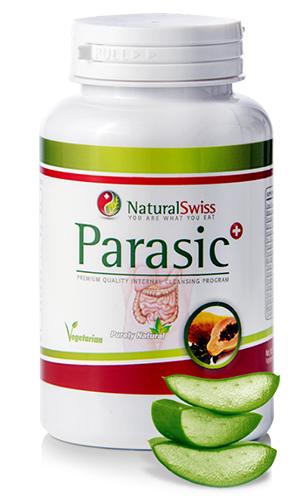 férgek és paraziták készítményei emberben
