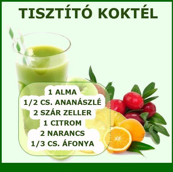 kettőspont tisztít méregtelenítő ital)