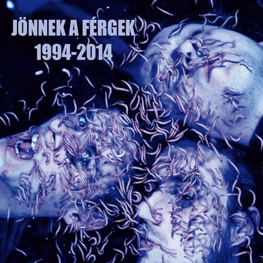 Tankcsapda - Jönnek A Férgek (, CD) | Discogs
