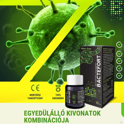 A parazitáktól való megtisztítás a legjobb gyógymód.