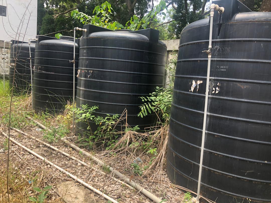 giardia water tank