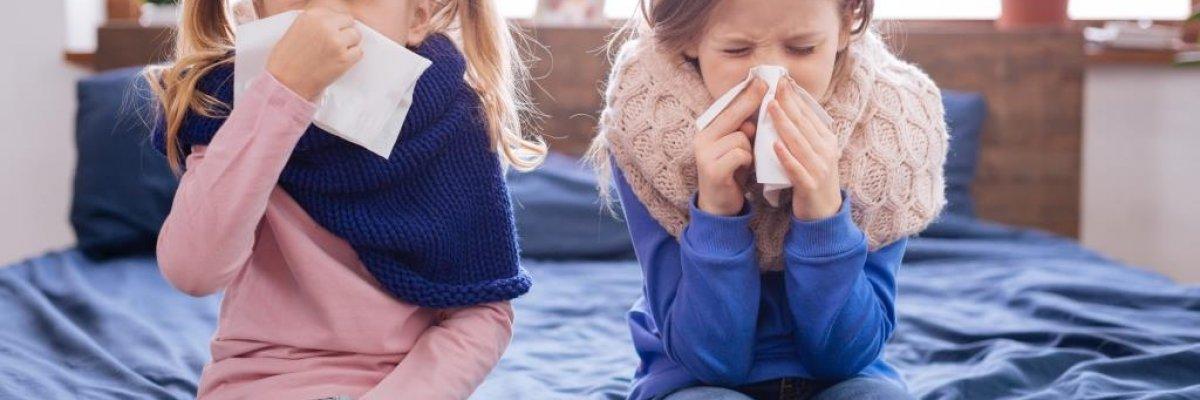 allergia gyermekkori giardiasissal)