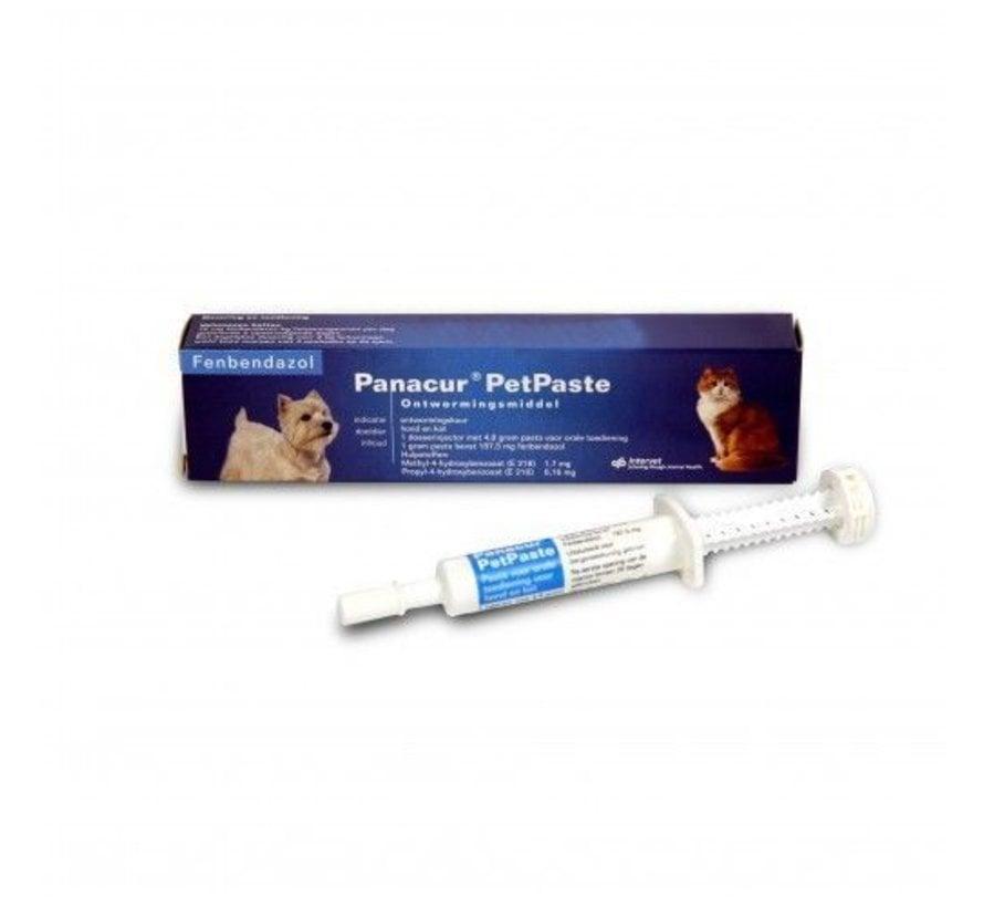 panacur giardia macska)