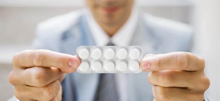 Parazitákból tabletta formájában