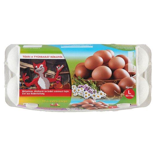 Amit a tojás jelöléséről tudni kell - Nébih