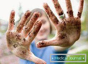 helminths betegségek az emberben